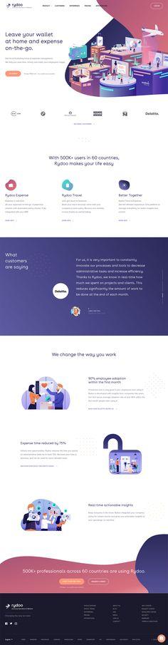Rydoo - We change the way you work