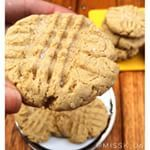 Double tap for peanut butter cookies ! - Healthy peanut butter protein cookies! ❤️. Yep these are SO addictive!! I am such a little Cookie Monster . These are keeping me going through my all my studying (I have finals in about a month ✏️). These are SO simple to make! They make the perfect afternoon snack! And they are only 99 calories each ♥️. . Recipe will be up tomorrow . #missk_j6 ♥️✌️. ♨️www.misskkitchencreations.com♨️ Peanut Butter Protein Cookies, Healthy Peanut Butter, Protein Blend, Healthy Protein, Afternoon Snacks, Healthy Recipes, Healthy Food, Clean Eating, Sweets