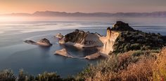 A View of the Beach in Sidari Corfu Greece Corfu Greece, Greek Islands, The Good Place, Cape, To Go, Earth, World, Places, Outdoor