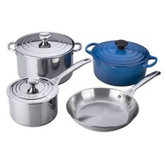 7-Piece Cookware Set | Wayfair