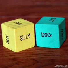Great idea for kids... They roll the dice, and then act out the emotion and the…