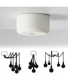 Rosetta da soffitto per lampade Muuto | Details
