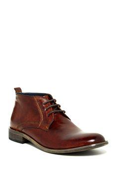 Boro Leather Chukka Boot by Steve Madden on @nordstrom_rack