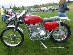 "OldMotoDude: 1966 Matchless G85CS on display at 2016 ""The Meet""..."
