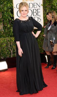 Always Adele, Elegance Plus Size, Zarif büyük beden