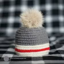 : Tuque pour bébé au crochet, style bas de laine, Sock monkey style baby hat, crochet beanie See other ideas and pictures from the category menu…. Newborn Crochet, Crochet Baby Hats, Crochet Beanie, Knitted Hats, Bonnet Crochet, Crochet Coat, Crochet Socks, Sock Monkey Pattern, Sock Monkey Hat