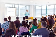 О UBCP TRAINING ACADEMY