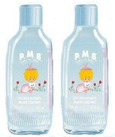 Para Mi Bebe Baby Cologne Family size 25 oz- Imported From Spain (Blue-Boy)