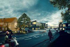 Galeria de Kullegaard vence concurso para o complexo portuário de Holbæk, Dinamarca - 2