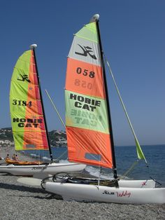 Are you already experienced in sailing or would you like to take some lessons? La Herradura Bay is the place to be! www.andalusie-zeezicht.nl