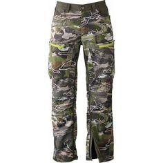 Under Armour® Men's ColdGear® Infared Scent Control Softershell Pants