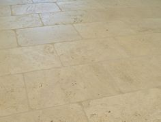 How to Clean Travertine Stone: Travertine, marble and limestone are all very similar in physical and chemical composition, so cleaning and care procedures are practically the same. click the link now for more info. Travertine Floors, Natural Stone Flooring, Ceramic Flooring, Modern Flooring, Kitchen Flooring, Flooring Ideas, Buy Tile, Tile Suppliers, Floor Care