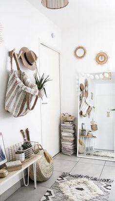 Boho Scandinavian: This Pin was discovered by The Lovely Kind. Discov...