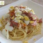 Espaguetis al ajillo con thermomix