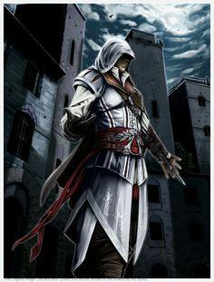 Ezio ♡