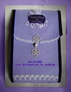 "2nd DIY ""love vow"" to Bao... happy wedding"