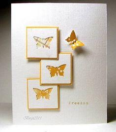 Butterflies- easy
