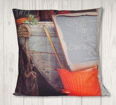 Items similar to Nautical Beach Town Pillow Cover - Coastal Decor - x on Etsy Pillow Inserts, Pillow Covers, Beach Stores, Dragon Tales, Nautical Pillows, Beach Town, Joann Fabrics, Coastal Decor, Craft Stores