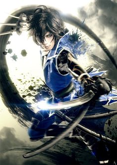 http://hobbydownloadfilm.blogspot.com/search/label/Anime ☆ #CosplayStyle☆ Date Masamune (Sengoku Basara3/DEVIL KINGS3)   Mayu