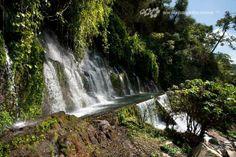 Cascadas de Don Juan, Ruta de Las Flores, El Salvador.