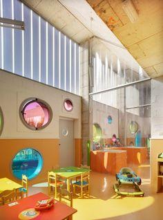 kindergarten in velez-rubio