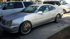 Used 2002 Mercedes Clk 320