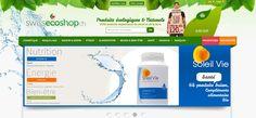 Produits écologiques, Bio & Naturels en Suisse - SwissEcoShop.ch Nutrition, Bio, Shopping, Switzerland, Products, Food, Impala