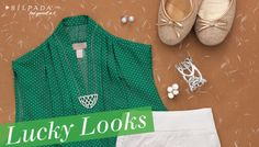 With our 3 Lucky Looks, you won't need good luck to look great this St. Patrick's Day! | Silpada Blog #StPatricksDay #ootd