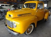 What is it about old restored pick-ups?