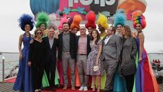Justin Timberlake, Anna Kendrick Present Dreamworks' Trolls with True Colors at Cannes