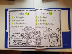 Alphabet Poems for Shared Reading-Perfect for your letter of the week!