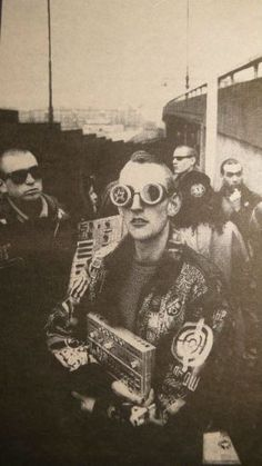 The Spiral Tribe, 1990's