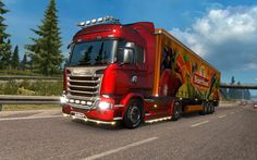 Scania Streamline Highline EURO 6