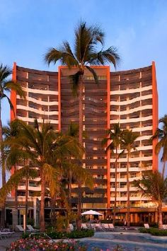 Sunset Plaza Beach Resort & Spa where we are staying...I cant wait!