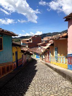 Antioquia Guatapé Colombia