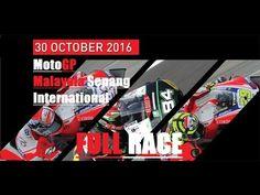 FULL RACE MotoGP Sepang International Malaysia 2016 #SepangGp