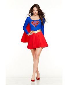 Costumes & Accessories Back To Search Resultsnovelty & Special Use Delicious Supergirl Kara Zor-el Danvers Halloween Adult Costume Suit Dress Outfit Halloween Carnival Adult Women Cosplay Full Sets Reliable Performance