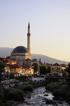 Prizren, KOSOVO,     (by Lukasz Nowosadzki on Flickr)