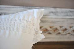 Throw Pillows, Bed, Cottage House, Toss Pillows, Cushions, Stream Bed, Decorative Pillows, Beds, Decor Pillows