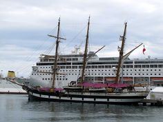 """School ship """"Palinuro"""""""