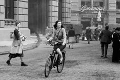 Cate Blanchett via Rides a Bike