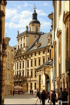 The University Of Wroclaw - Wroclaw, Poland by Tuatha