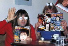 Bruce Dickinson & Dave Murray