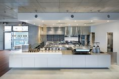 Blue Bottle Coffee Aoyama Cafe is a minimalist house located in Tokyo, Japan, designed by Schemata Architects. The architects designed the second shop of Blue Bottle Coffee in Japan. (5)