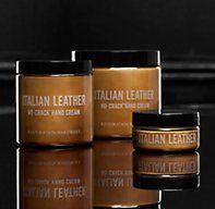 no–crack® super hand cream italian leather