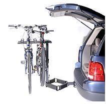 The Advantage SportsRack Deluxe 4 Bike Rack is a must-have for any cyclist. Rack Velo, 4 Bike Rack, Mountain Bike Shoes, 4 Bike Carrier, Car Racer, Jaguar Xk, Bicycle Maintenance, Cool Bike Accessories, Pickup Trucks