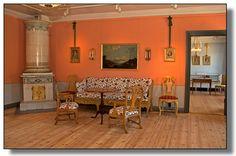 Porvoo Museum: Holmin talon sali