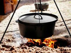 Ultimate guide to campfire cooking