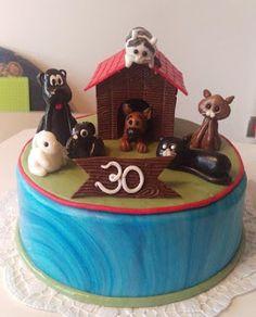 Sabines Torten: Ein kleiner Zoo