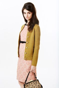 Love the Orla Kiely Fall 2013 line.